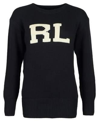 Polo Ralph Lauren Rl Logo Knitted Jumper