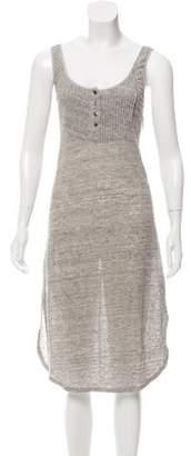 Frame Sleevless Midi Dress
