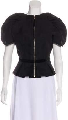 Louis Vuitton Crew Neck Short Sleeve Top