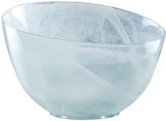 Shiraleah Large Alabaster Slanted Bowl
