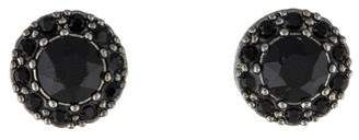 Givenchy Crystal Reversible Earrings