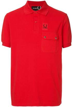 Fred Perry front pocket polo shirt