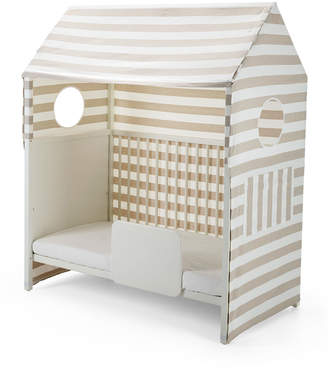 Stokke Home Toddler Bed Tent, Beige/White