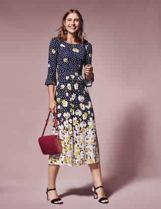 Boden Blossom Jersey Dress