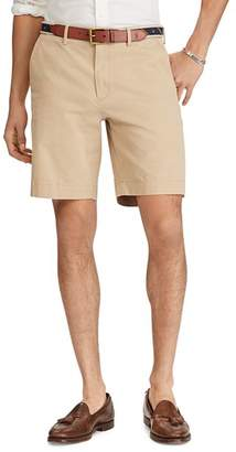 Polo Ralph Lauren Classic Fit Stretch Twill Shorts