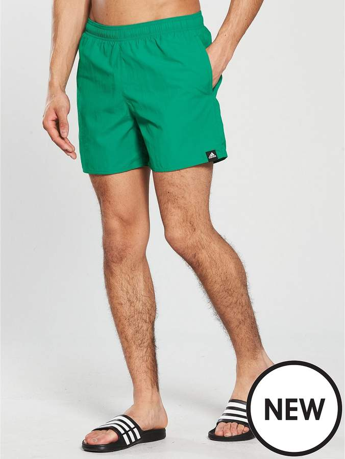 Basics Solid Swim Shorts