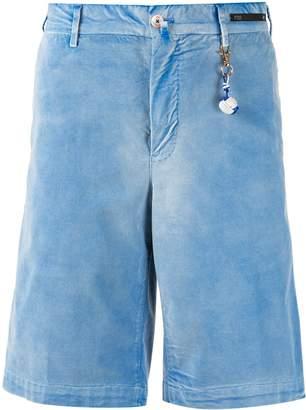 Pt01 corduroy shorts