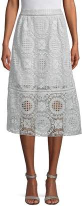 Paul & Joe Sister Women's Flavia Lace Midi Skirt