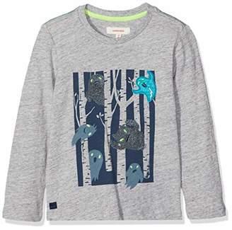Catimini Boy's T-Shirt Pour (Light Grey 21), (Size: 6A)