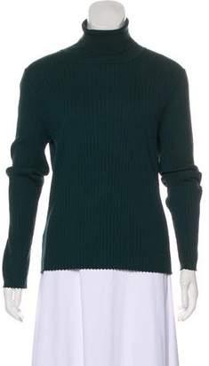 Calvin Klein Long Sleeve Turtle neck Top