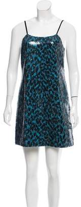 Marc Jacobs Embellished Mini Dress w/ Tags