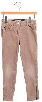 Stella McCartney Girls' Corduroy Skinny Pants