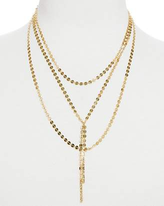 "BAUBLEBAR Amber Lariat Necklace, 18"" $48 thestylecure.com"