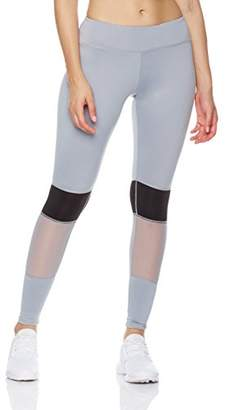 Mint Lilac Women's High Waist Yoga Leggings Athletic Workout Pants