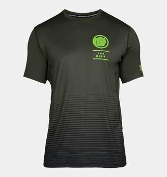 Under Armour Men's Alter Ego The Hulk Raid Short Sleeve