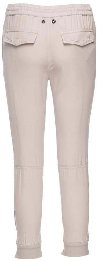 Pam & Gela Cuff Destructed Jogger Pants