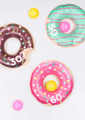 Sunnylife Floating Donut Game | Wildfang - Inflatable Floating Donut Game - MULTI - OS