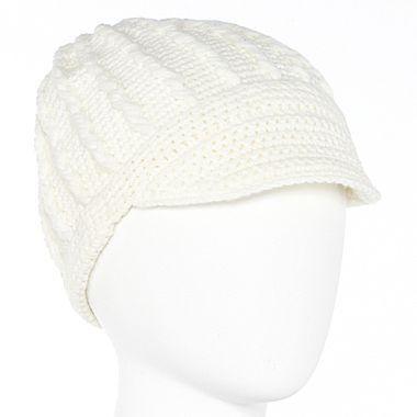 JCPenney Newsboy Hat