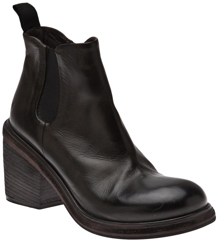 Marsèll Vault Ankle bootie