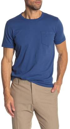 Brooks Brothers Short Sleeve Knit Pocket Tee