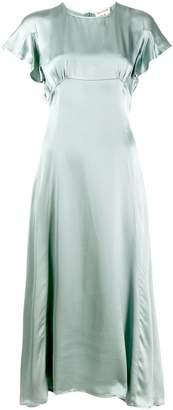 Semi-Couture Semicouture ruffled midi dress
