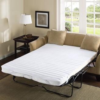 Madison Park Essentials Waterproof Microfiber Sofa Bed Mattress Pad