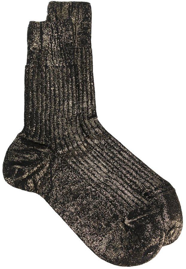 Ann DemeulemeesterAnn Demeulemeester 'Laine' socks