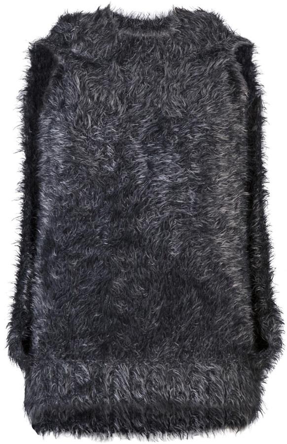 Graham & Spencer Faux fur vest