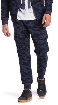 Antony Morato Camo Printed Knit Pants