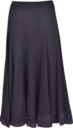 Stella McCartney Ruffled Trim Skirt