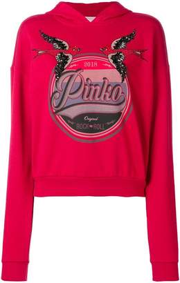 Pinko Targa hoodie