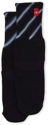 Off-White Off White Diagonal Tie-Dye Socks