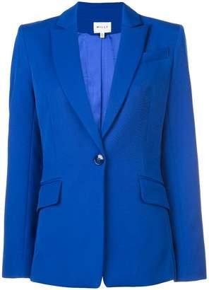 Milly boxy blazer jacket