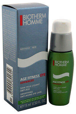 Biotherm Age Fitness Eye Advanced Smoothing Anti-Aging Eye Care 0.50 oz