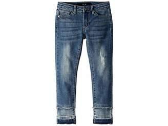 Joe's Jeans Mid-Rise Color Block Jeans in Echo (Little Kids/Big Kids)