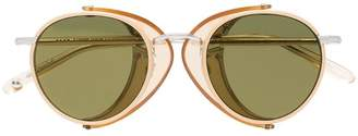 Garrett Leight Wilson Sun Shield sunglasses