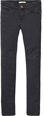 Scotch & Soda R'Belle Girl's Skinny Five Pocket Pants Trouser,128