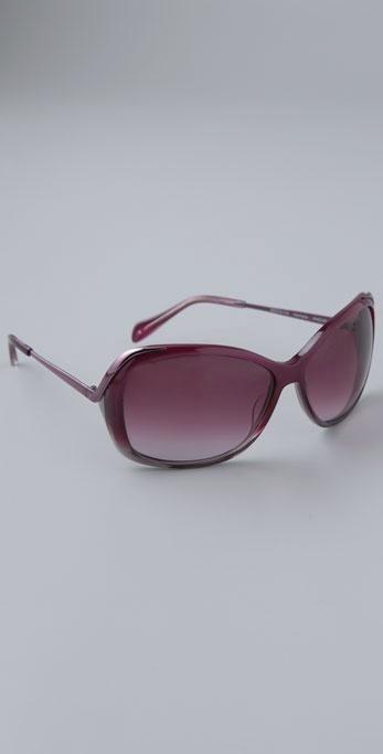 Oliver Peoples Eyewear Marbella Sunglasses