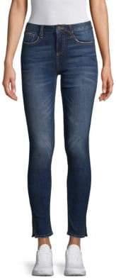 Miss Me Split High-Rise Skinny Jeans