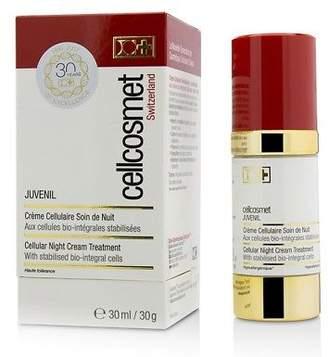 Cellcosmet & Cellmen NEW & Cellmen Juvenil Cellular Night Cream Treatment 30ml
