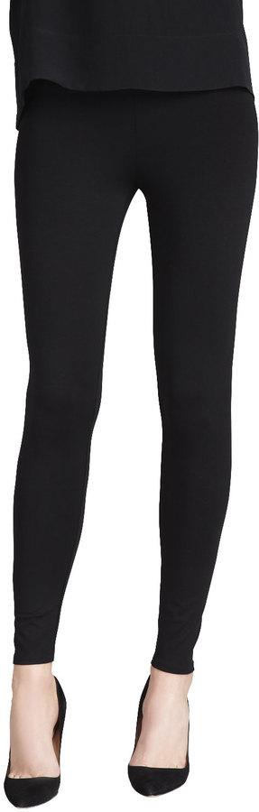 Eileen Fisher Viscose Jersey Leggings