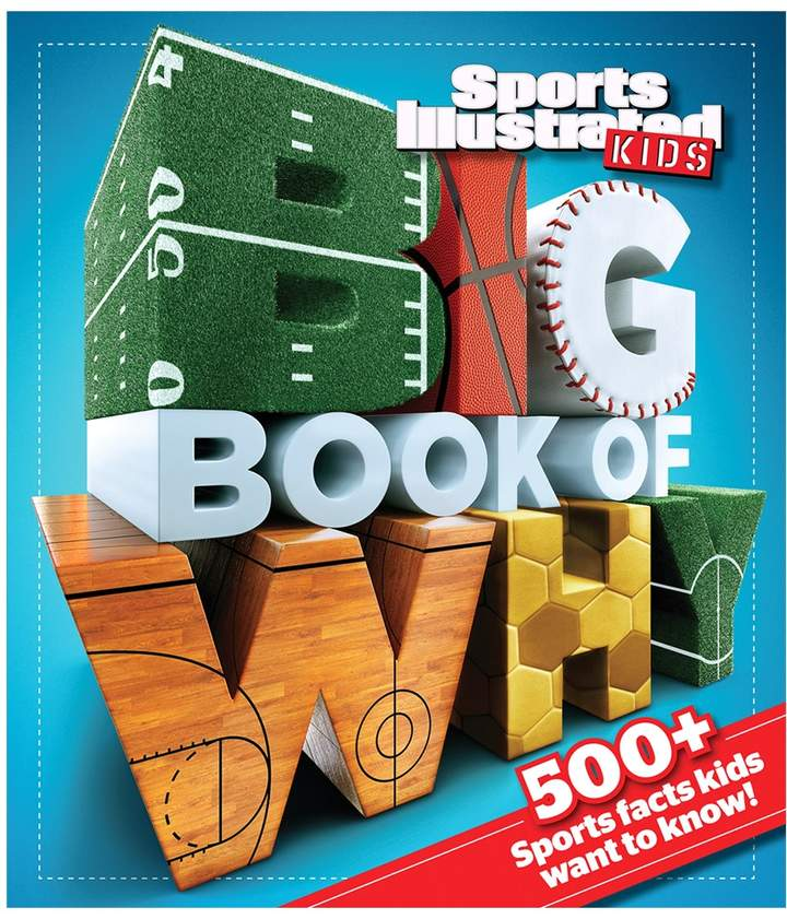 Time Inc. Big Book of Why Sports Edition