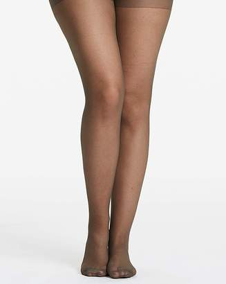 fe7a353c5294e Barely Black Tights - ShopStyle UK