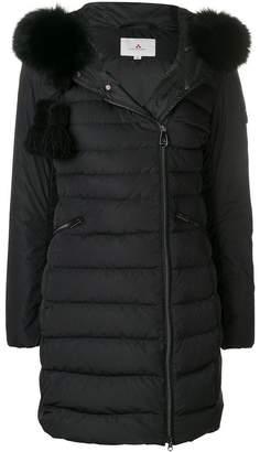 Peuterey fur hood padded coat