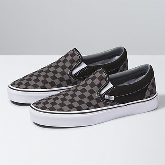 97cd18f2bdf6 Vans Checkerboard Slip On - ShopStyle
