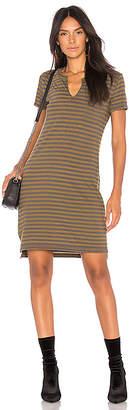 Stateside Army Stripe Dress