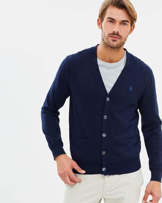Polo Ralph Lauren Long Sleeve V-Neck Cardigan