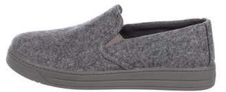 Prada Sport Wool Slide Sneakers