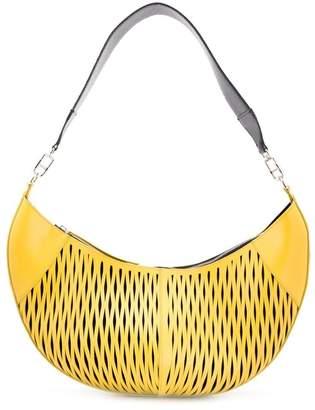 Sonia Rykiel laser-cut shoulder bag