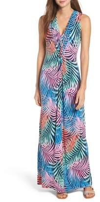 Tommy Bahama Tulum Trance Twist Maxi Dress